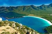 TASMANIA 4-Day Wineglass Bay Guided Sail & Walk Aboard the Lady Eugenie, a 75ft Classic Luxury Sail Boat! Enjoy Gourmet Meals, Tasmanian Wine & More