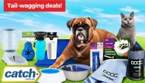 Keep Your Four Legged Friend Cool this Summer w/ Pet Cooling Mats, Drink Fountains & Chill Toys! Tail-Wagging Deals from PetSafe, Paws & Claws + More!