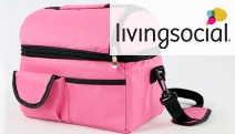 Keep Food Warm or Cold for Longer w/ this Insulated Thermal Picnic Bag! Ft. Shoulder Strap & Insulated Inner Thermal Layer. Available in 6 Colours
