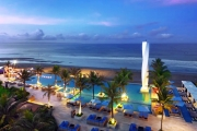 CANGGU, BALI Relish in Canggu's Vibrant Beachfront w/ 5N at Lv8 Resort Hotel! Elegant Suite for Two w/ Daily Afternoon Tea, Dining Inclusions & More