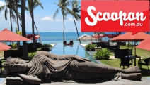 THAILAND 5-Night Heavenly Escape to Beachfront Kupu Kupu Phangan Beach Villas & Spa by L'Occitane! Sea-View Suite for 2 w/ Pampering, Dining & More