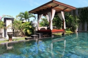 JIMBARAN BAY 6-Day Escape to a Luxury Private Pool Villa in Bali! Enjoy Daily Brekky, BBQ Dinner, Massages, Transfers, Cocktails, Guided Tour & More