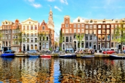 EUROPE 14-Night Danube River Cruise from Budapest to Amsterdam! Incl. All Meals, Unlimited Wine & Beer w/ Dinners, Guided Shore Excursions & More