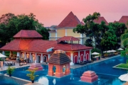 INDIA Discover the Wonders of India w/ 8 Nights in 5* Luxury, Incl. 6 Nights at Grand Hyatt Goa + 2 Nights at Four Seasons Hotel Mumbai! Lots of Extras