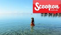 TAHITI Find Utopia in Tahiti @ 5* Sofitel Moorea Ia Ora Beach Resort! Opt for Garden or Overwater Bungalow w/ Daily Brekkie, French Champagne & More