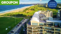 WOLLONGONG Up to 3N Relaxing Coastal Break @ Sage Hotel Wollongong! Just a Stone's Throw from City Beach! Executive Balcony Room w/ Brekkie + More