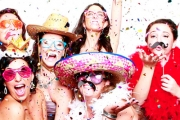 Get Serious About Bringing Your Party to Life w/ Photobooth Hire Packages at Clowning Around Photobooths! 2, 3, 4 or 5-Hr Hire. Get USB w/ All Photos