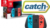 Share the Fun with the Whole Fam with Nintendo Switch! Enjoy Game Time with the Nintendo Switch Joy-Con Console or Nintendo Switch Console Neon