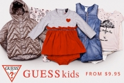 Calling All Little Fashionistas! Shop Boys & Girls Clothing from Iconic American Brand Guess Kids! Shop Tees, Dresses, Jackets & More from $9.95