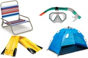 Planning a Beach Trip with the Family? Don't Miss this New Range of Mirage Beach Gear! Enjoy the Solar Beach Tent, Mask & Snorkel Set + Lots More