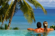 TAVEUNI ISLAND, FIJI 3N Island Bliss @ Taveuni Palms Luxury Villas! 2-BR Private Beachfront Villa w/ Personal Staff, All-Incl. Dining, Massages & More