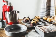 Get Your Tastebuds Watering & Get The Dough Rolling w/ this Baking Books & Bakeware Sale! Ft. USA PAN, Mastrad, Soehnle & More