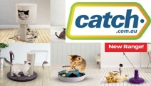 New Range of PURRRRFECT Cat Scratchers & Toys for Your Kitty! Spoil Your Feline Friend w/ Games & Towers from Top Brands Paws & Claws, Pet One & More!