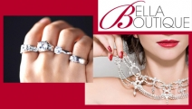 Look Fab for Less with Affordable Jewels from Bella Boutique! Shop the Nothing Over $30 Sale Ft. Embellished Earrings, Charm Bracelets & More