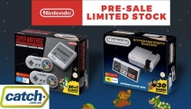 Gamers Get Your Hands on the Nintendo SNES & NES Pre-Sale! Shop the Classic Mini Super Entertainment w/ 21 Super NES Pre-Installed Games & More