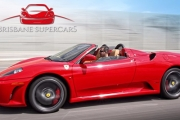 Feed Your Need for Speed w/ a 20-Min or 40-Min Ferrari Ride or Drive Experience from Brisbane Supercars! Incl. Instructor & Photo. Great Gift Idea