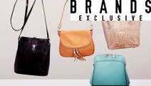 Treat Yo' Self to Some Arm Candy w/ the Handbag Sale! Shop Italian-Leather Handbags at Great Prices - Nothing Over $79.95. Ft. Shoulder Bags & More