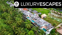 UBUD, BALI 5-Star Luxury w/ a 5-Night Stay in a Premier Suite at Visesa Ubud in the Midst of Farmlands! Ft. Brekkie, 2 Dinners, Balinese Massage & More