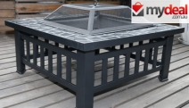 Warm Up Your Outdoor Area & Get Ready for Winter w/ the Outdoor Heater Sale! Shop Fire Pits, Strip Heaters, Stoves, Barbeques, Fireplaces & More