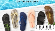 The Search for Your Sole Mate is Over w/ the Summer Footwear Sale! Don't Miss Up to 56% Off Sol Sana, Birkenstock, Havaianas, Tony Bianco & Lots More