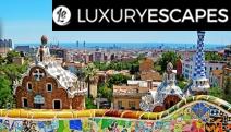 SPAIN Barcelona, Paella, Flamenco Show, Madrid, Gaudí's Sagrada Familia, Albufera Lake Cruise & More on this 13-Day Tour. Brekkie, 5* Hotels & More