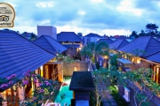 SEMINYAK Spend 5 Nights in Luxury in Your Own Private Pool Villa at the 4.5* Nyuh Bali Villas! Breakky, Afternoon Tea, 4 Massages, Transfers & More