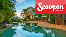 BYRON BAY 5-Star Peaceful Country Escape w/ 3N Boutique Manor Stay at Victoria's At Ewingsdale! Inspired by Tuscan & French Colonial Architecture
