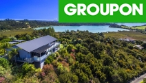 BAY OF ISLANDS, NZ Take in Spectacular Mountain & Ocean Views w/ 2N Retreat at Tiki Tiki Ora! Perched on the Slopes of Mt Tikitikiora. Suite Room for 2