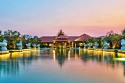 MYANMAR Elegant 5-Night Stay at Hilton Nay Pyi Taw! Ft. King Guest Room for 2 with Daily Brekkie, Nightly Dinners & Cocktails + Myanmar Massages