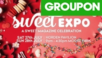 Take Your Sweet Time w/ an Entry to the Sweet Expo Sydney 2019! Ft. Sweet Market, Demos, Kitchen Gadgets & Cake Decorating Tools + More. 27 - 28 July