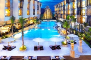 SEMINYAK, BALI Enjoy Ultimate Luxury w/ 8 Nights at the Opulent 5* Trans Resort! Incl. Transfers, Daily Brekky, Dining Experiences, Cocktails & More