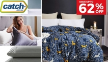 Relish in a Superior Sleeping Experience with Gioia Casa Bedding Essentials! Save Up to 62% Off Mulberry Silk Pillowcases, Quilt Covers & More