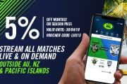 NRL Lovers Enjoy 15% Off Watch NRL Streaming Memberships! Use Code: LUX15. Season Pass, 1-Month or 1-Week Memberships When Abroad! Live & On-Demand