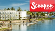 FIJI Family Getaway in Paradise w/ 5 Nights at The Pearl South Pacific Resort! Ft. Golf Course, Pool w/ Swim-up Bar, Brekkie, Welcome Drink & More