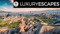 MIDDLE EAST w/ FLIGHTS Once-In-A-Lifetime Deluxe 27-Day Turkey, Egypt & Jordan Tour w Int'l. Flights! Cappadocia, Dead Sea, Nile Cruise & More