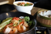 Pho n Roll w/ a 3-Course Vietnamese Dinner & Wine for Two in Richmond for Just $39! Think Dumplings, Pho, Meat Platter & More. Upgrade for Four