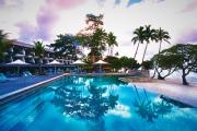 FIJI w/ FLIGHTS 7N Exclusive & Private Yanuca Island Escape @ Shangri-La's Fijian Resort & Spa! Ocean Deluxe Room, Brekkie, Babysitting, Golf & More