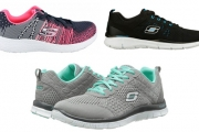 Score a Pair of Skechers from Just $49! Plus P&H. Shop Men's & Women's Shoes in a Range of Designs Incl. Flex Appeal, Go Walk 3 & More