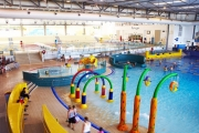 Enjoy Quality Family Fun w/ a Summer in Winter Package at Ryde Aquatic Leisure Centre! Ft. Heated Pools, Cafe, Parking, Surf Ryder, Inflatables & More