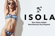 Rock Sophisticated, Chic & Completely Wearable Swimwear from Iconic Brand Isola! Styles Incl. One-Pieces, Bandeau, Balconnette, Beachwear & More!