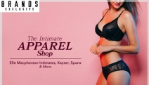 Ladies Treat Yourself to Lovely Lingerie w/ Women's Intimates Shop Sale! Shop Calvin Klein, Playtex, Berlei, Kayser & More! T-Shirt Bras, Briefs & More