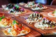 Let's Taco 'Bout it w/ an AYCE Tacos at Contrabando, CBD! Flavours Incl. Pulled Chicken, Bulgogi Beef Cheek & More. Gluten-Free Options Available