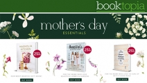 Encourage Mum to Put Her Feet Up with a Good Read with Booktopia's Mother's Day Sale! Shop the Full Gift Guide Across Fashion, Cooking, Fiction & More