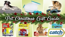 Shower Your Beloved Pet w/ Special Treats this Merry Season w/ the Pet Christmas Gift Guide! Shop Pet Beds, Drinking Fountains, Tasty Treats & More