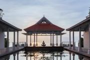 PHUKET w/ FLIGHTS 7-Night Retreat in Secluded 5* Amatara Wellness Resort! Enjoy Seaview Suite, Daily Brekkie, Cocktails, Massages, Dining & More