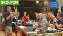Get a Taste of Exciting New Dishes w/ a 3-Hr Cooking Class, Plus Dinner @ Kitchen Confidence in Fortitude Valley! Incl. Equipment & Take-Home Recipes