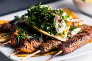 Grab Your Friends & Your Appetite for an Authentic Lebanese Banquet at the Cedar Sofra in Sans Souci! Incl. Dips, Juicy Lamb Skewers, Sambousek & More