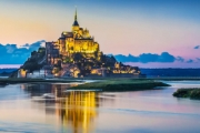 FRANCE 7D Luxurious French Voyage w/ Loire Valley & Normandy Small-Group Tour! Chateau Tours, Medieval Cities, Wine Tastings, Private Transfers & More