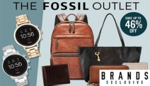 Treat Yourself to the Trendiest Fashion Accessories at The Fossil Outlet. Save Up To 46% Off! Bags, Watches, Wallets & More. New Styles Just Landed!