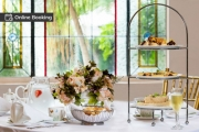 Raise Your Glass to an Enchanting Sparkling High Tea for 2 at The Gardens on Forest, Peakhurst! Think Finger Sandwiches, Scones, Tartlets & More